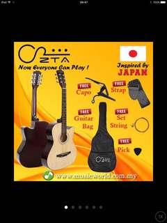 ZTA Acoustic guitar