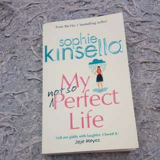 Sophie Kinesella - My not so Perfect Life