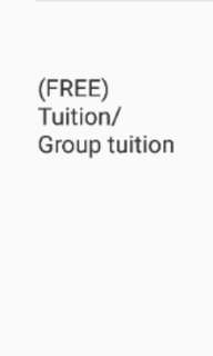 Looking for students