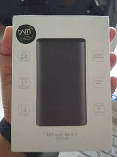 Xiaomi Powerbank 10.000 Mah Original Xiaomi 100%