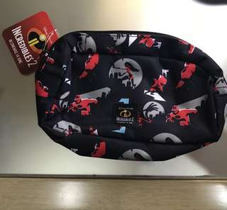 Incredibles 2 Pouch