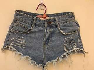 🚚 降價 低腰牛仔短褲