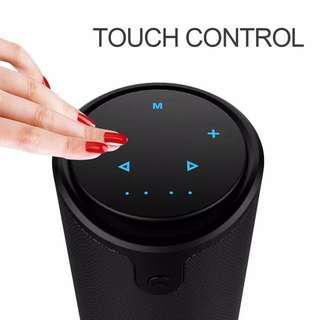 Zealot S8 Bluetooth Speaker dengan Powerbank 4000mAh - Black