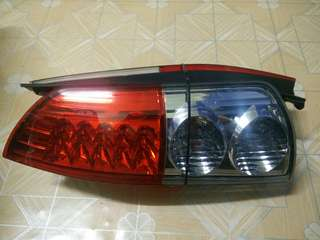 Old myvi tail lamp