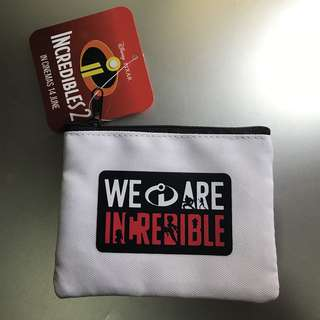 Incredibles 2 Small Pouch