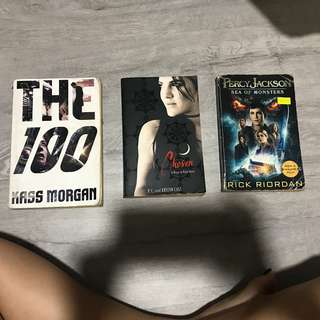 ((GIVING AWAY)) Assorted Books