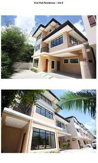 Ready For Occupancy House & Lot in Talamban Cebu City located in a peacefull compound