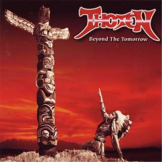 Thoten -Beyond The Tomorrow CD
