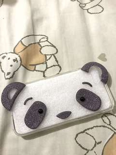 Case Panda iPhone 7