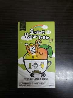 乳酪火車 即沖乳酪粉-芒果味(6包)+送香蕉味(2包)