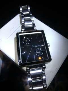 Jam tangan fashion pria minus kaca