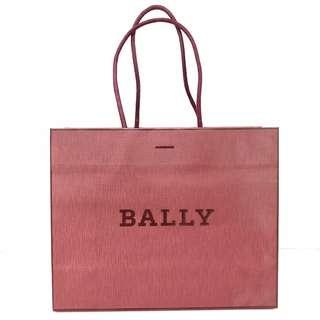 Bally paper bag / shopping bag