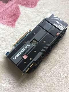 AMD R9 280X 3Gb DDR5 VAPOR-X  R9-280X 3G D5