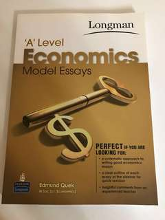 Economics Books for JC