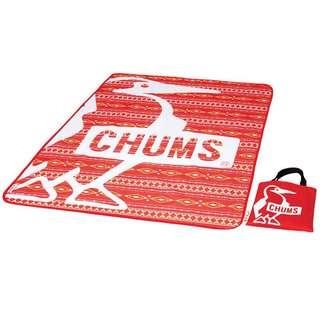 Shell x Chums 野餐墊