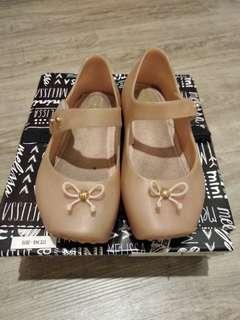 Mini Melissa Shoes Preloved