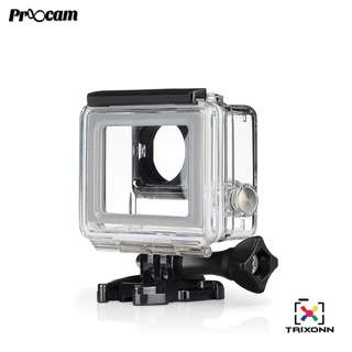 Proocam PRO-F210 Underwater Waterproof Diving Housing Case Cover for Gopro Hero 5 (45meter)