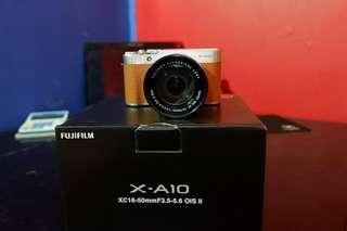 FujiFilm XA10 DP Murah Bisa Di Cicil Tanpa Kartu Kredit