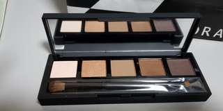 🚚 High Definition Eyeshadow Palette 002 Foxy