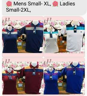 Men and Women couple shirt.  Available size (L-XS)