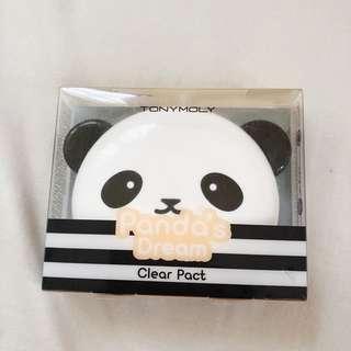 Tony moly panda dream clear pact
