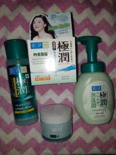 Hada Labo Blemish and Oil Control (1set)