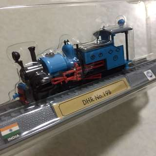 火車模型 - India DHR 19B