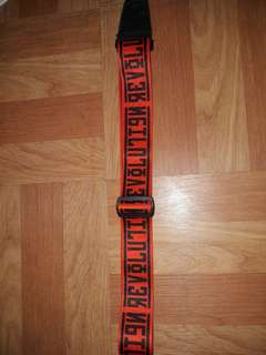 "Guitar Strap ""The Beatles"""
