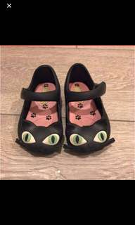 Mini Melissa Ultragirl Black Cat