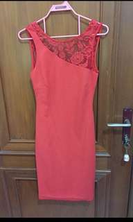 Zara like new branded dress original simple but classy