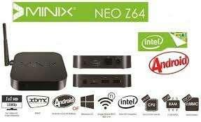 MINIX NEO Z64 ANDRIOD