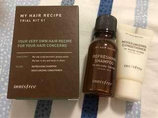 Innisfree My Hair Recipe