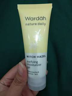 /preloved/ Wardah Hazel