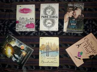Novel // Novel Remaja // Buku Cerita // Buku