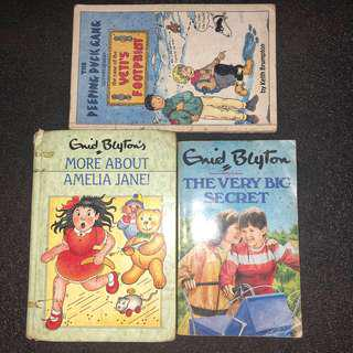 Preloved Children's Reading Books (English Translation / Subtitle)