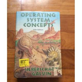 Operating System Concepts by Silberschatz Galvin