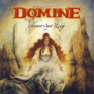 Domine ‎– Ancient Spirit Rising CD