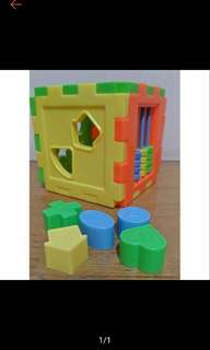 🚚 嬰幼兒齒輪玩具 益智玩具