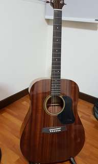 * PRICE LOWERED! * Preloved Accoustic Guitar