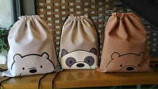 String bag We Bears