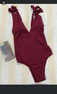 Calista one piece swimsuit