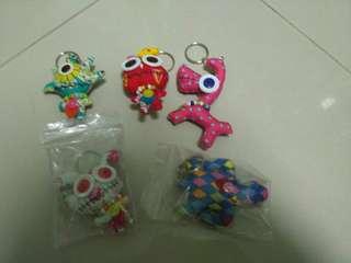 Keychain - Craft hand-made *Brand new*