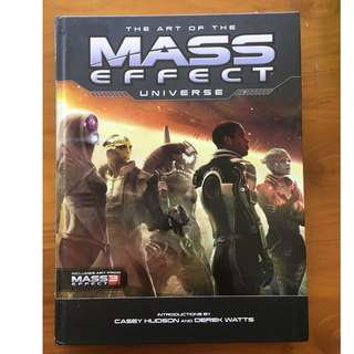 The Art of the Mass Effect Universe (Book)