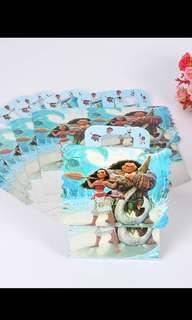 🚚 Instock moana goodies box brand new ht 18cm wt 11.5cm