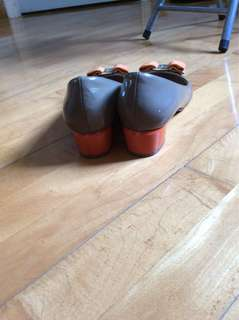 Ferragamo heels size 38