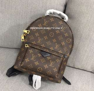 LV Palm Spring Backpack size S