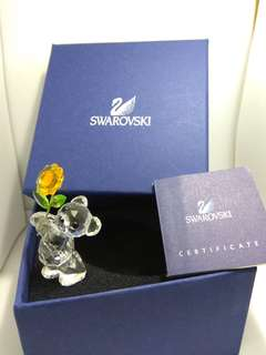 Swarovski Crystal Kris Bear Especially For You