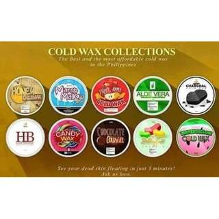 ESME Organic Cold Wax