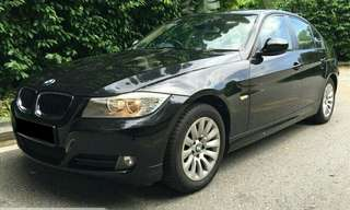 BMW 3 Series For Rental!