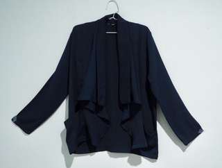 Berrybenka navy outer - preloved